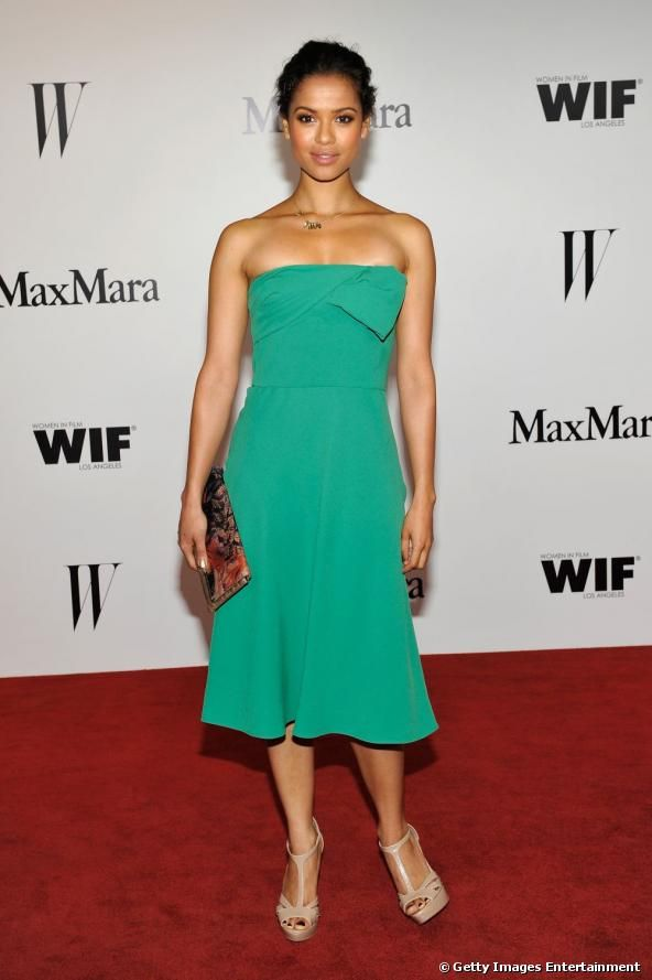 Gugu Mbatha-Raw Boyfriend | From the article : Gugu Mbatha-Raw's simple make-up is the face of the ...