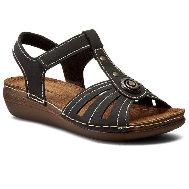 Sandale INBLU - CX11AQ15 Negru