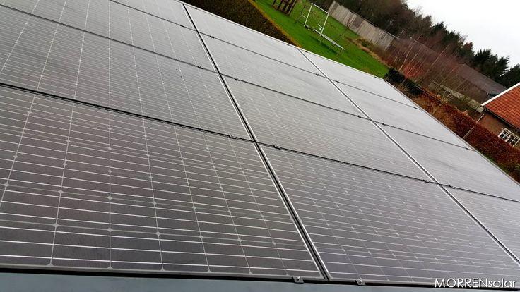 solar carport met zonnepanelen Vroomshoop Zonnepanelen