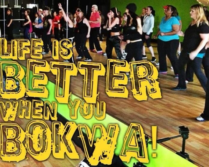 Love me some Bokwa!