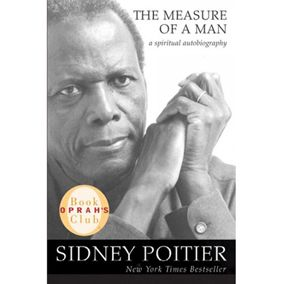 """It's a beautifully crafted book, written like poetry. Because, just as [Poitier] speaks to eloquently, he also writes that way, too.""--Oprah"