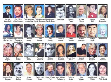 "Passengers on United Flight 93: Jeremy Glick, Todd Beamer, Tom Burnett, Mark Bingham, Cee-Cee Lyles et al we will NEVER forget you!! ""Let's roll."""
