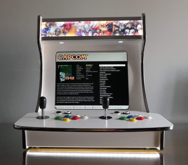 Bartop Cabinato Arcade Retro Arcade Arcade Retro