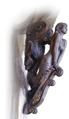 Mermaid Figureheads - Bing Images