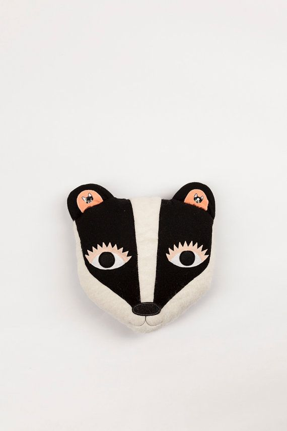 Badger Emma #4 - Pillow Face plus free tote bag!