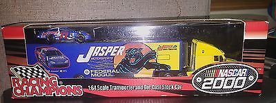 Racing Champions 1:64 Scale Transporter Die Cast Stock Car Nascar Toys & Hobbies:Diecast & Toy Vehicles:Cars: Racing, NASCAR:Other Diecast Racing Cars www.internetauctionservicesllc.com $14.99