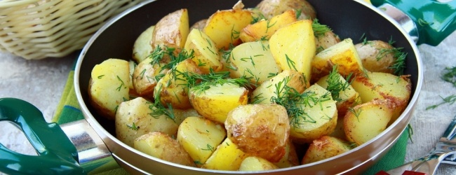 Sudanese potatoes: This is an uber-comforting recipe that can be served as a side or main course.