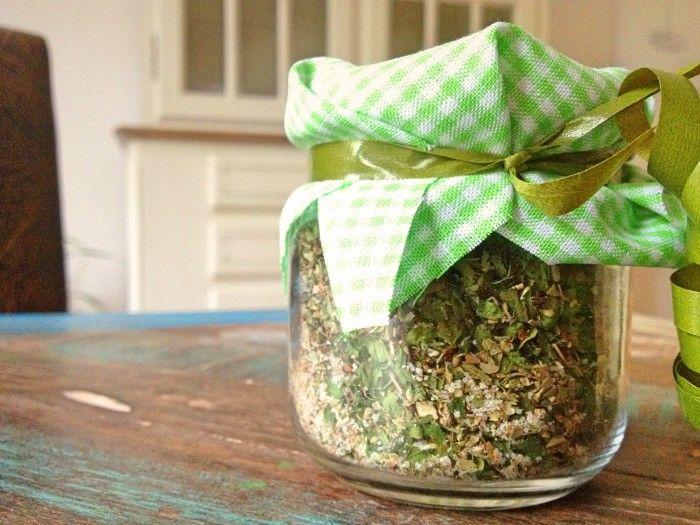 Salat-Fix selbergemacht