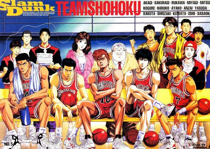 slam dunk (con imágenes) Kuroko, Personajes, Leyendas