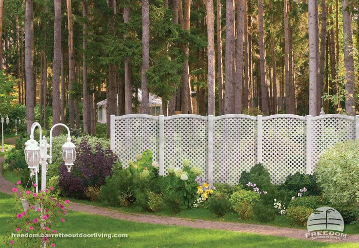 42 best outdoor living images on pinterest home ideas for Living screen fence