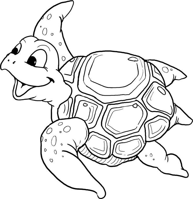 schildkroete  ausmalbilder ausmalbilder schildkröte