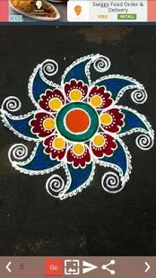 10,000+ Latest Rangoli Designs- screenshot thumbnail