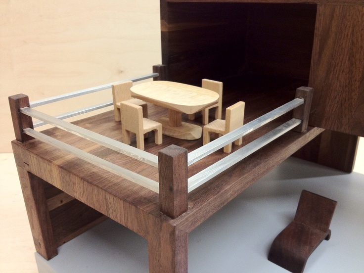 barbie furniture ideas. This Modern Doll House Is Entirely Hand-built Out Of Solid American Walnut With Brushed Aluminum Detailing. Barbie Furniture Ideas C