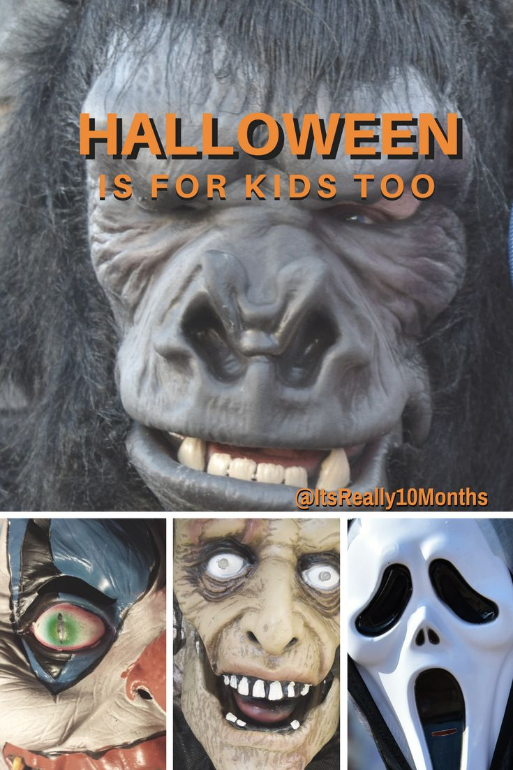 Understanding why some fear Halloween, masks, costumes and mascots.
