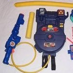 1980's Ghostbusters Proton Pack Toy