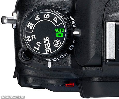 nikon D7000 guide from ken rockwell, including settings file