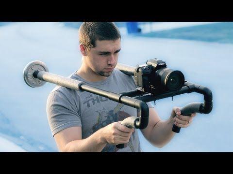 $25 DIY Dual Shoulder Mount - YouTube
