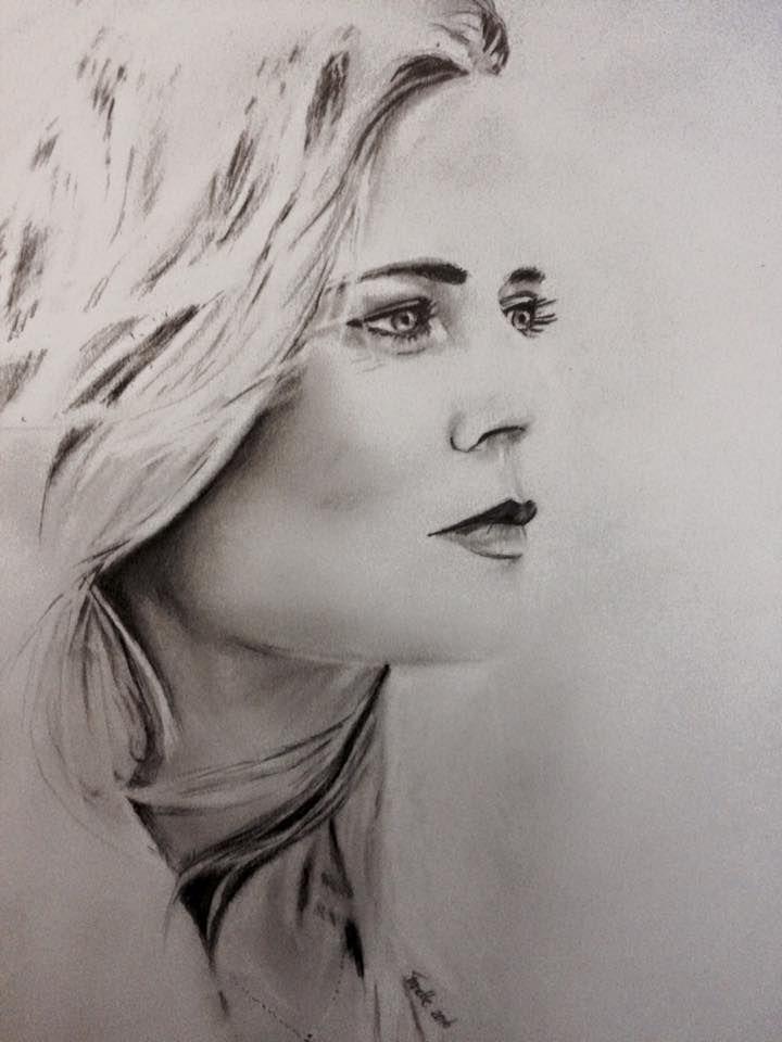 Ilse de lange drawing