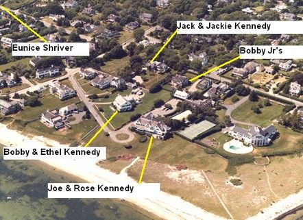 """Kennedy Compound Not Really a """"Compound"""" 