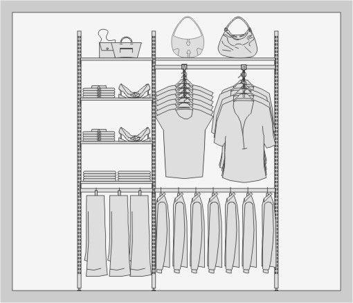SYSLINE - retail solution - Estructuras Modulares - Elbow mini