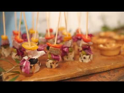 LaVieALaCampagne 5th Anniversary Party- YouTube #Party #pinchos #partyfood #music #THE FACTORY