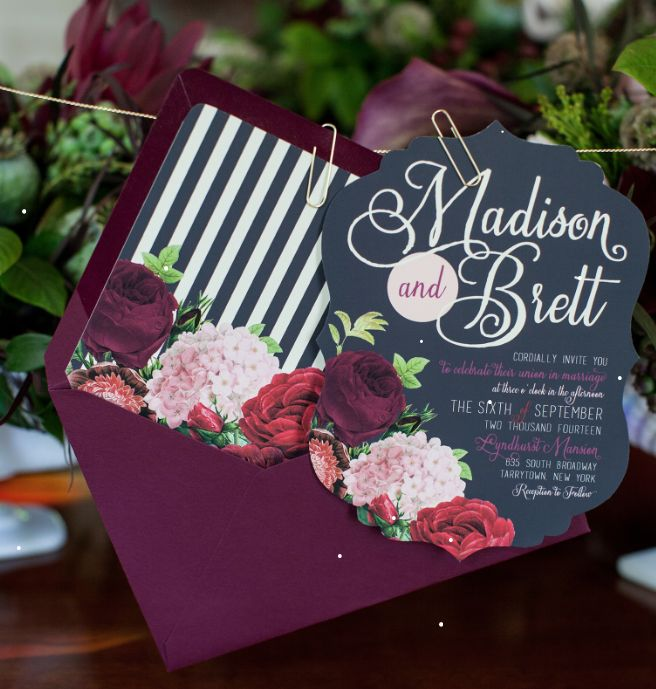 Wedding Invitation Ideas from Laura Damiano Designs; Photographer: Aida Krgin Photography