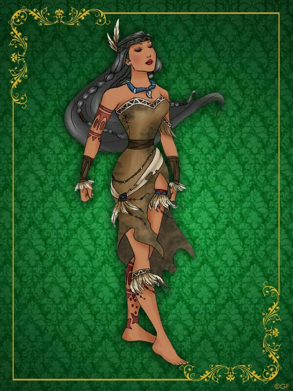 Pocahontas..♡