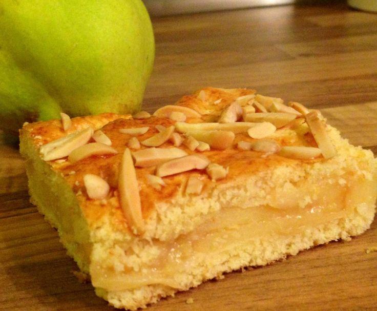 Rezept Gedeckter Quittenkuchen von JuBo - Rezept der Kategorie Backen süß