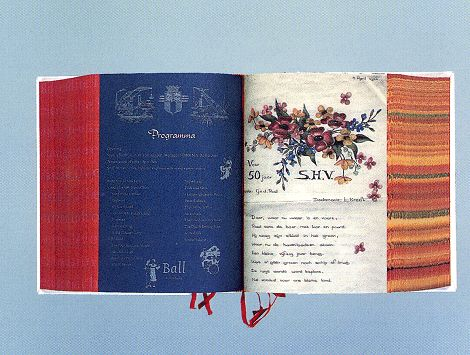 Irma Boom's Book Design | GoldenFingers
