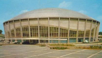 The Circus,Charlotte Checkers, concerts and finally Garinger High Class of 78 graduated here!  To me the one and only Charlotte Coliseum!