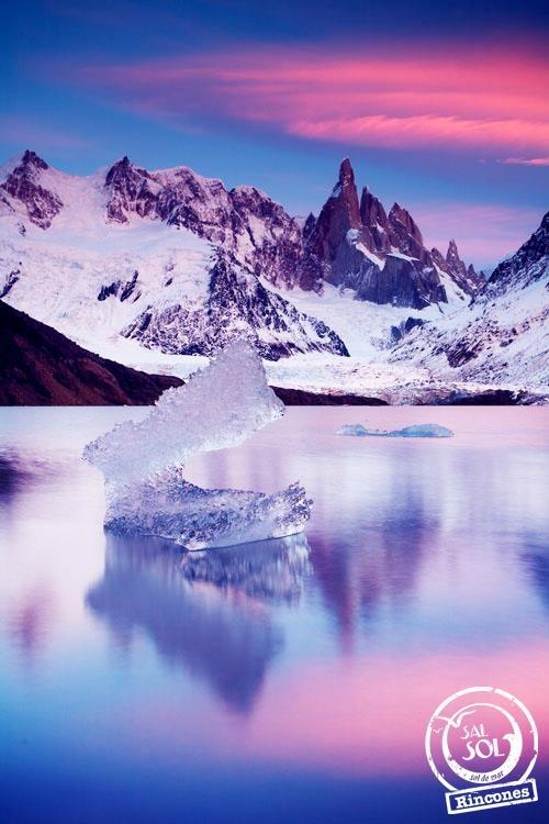 Un rincón del mundo llamado... Cerro Torre Los Glaciales, Patagonia, Argentina