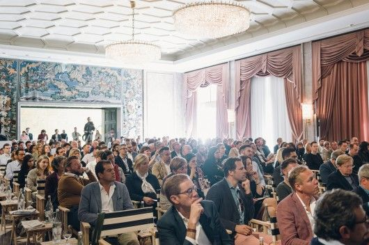 Monocle's Conference at FSLisbon - Ballroom