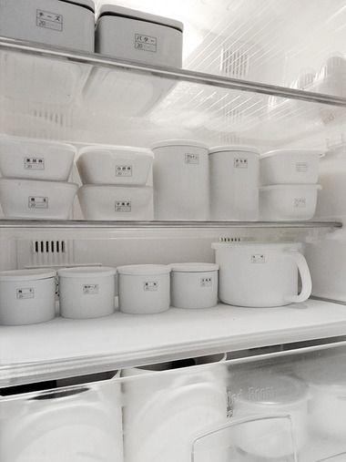 散らかり放題な「冷蔵庫の中」をすっきりキレイにさせる収納術