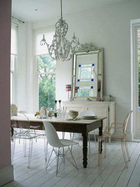 Best 20+ Eclectic dining tables ideas on Pinterest | Eclectic ...