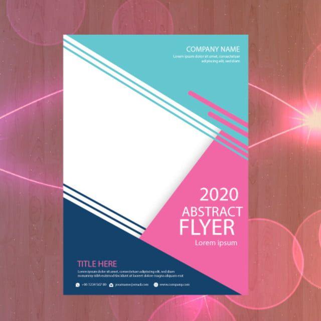لطيفة فلاير و بروشور Brochure Flyer Company Names