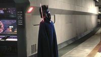 The Senate Guard, also referred to informally as the blue guard or the Republic guard, was an elite security force of the Galactic Republic. Its duties were to protect the Republic's Galactic Senate and the Supreme Chancellor. The Senate Guard was centered on the galactic capital planet of Coruscant and as it was also responsible for protecting the Senate District, it shared policing jurisdiction with the Coruscant Security Force. Next to the Jedi Order, the Senate Guards were seen as th...