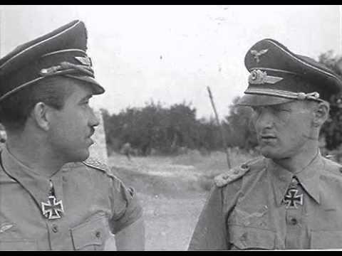 Самые лучшие асы люфтваффе Гитлера - YouTube