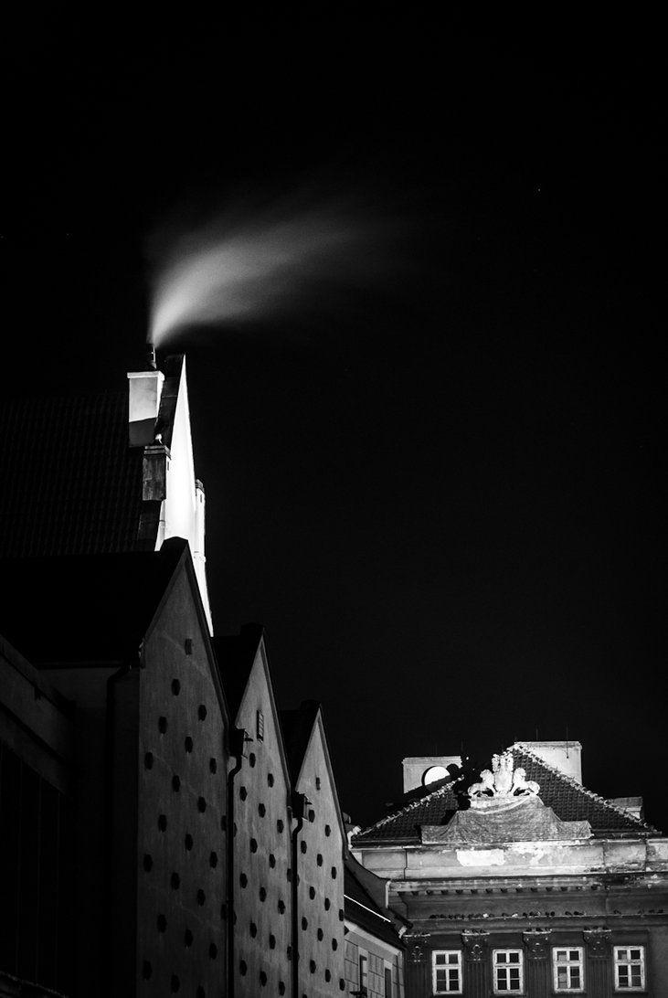 Poznań at night II