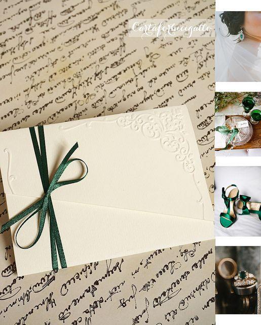 Matrimonio smeraldo - Emerald wedding
