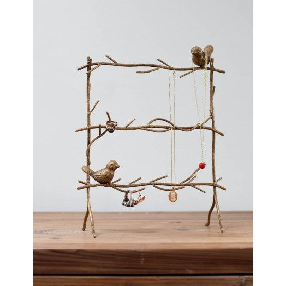 Bird Jewellery Tree