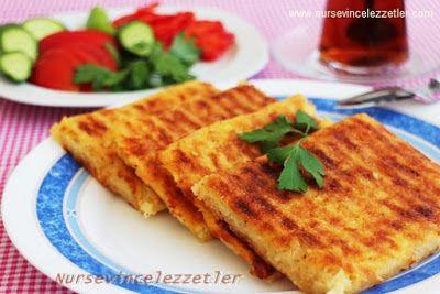 Patates Tost Tarifi | Yemek Tarifleri