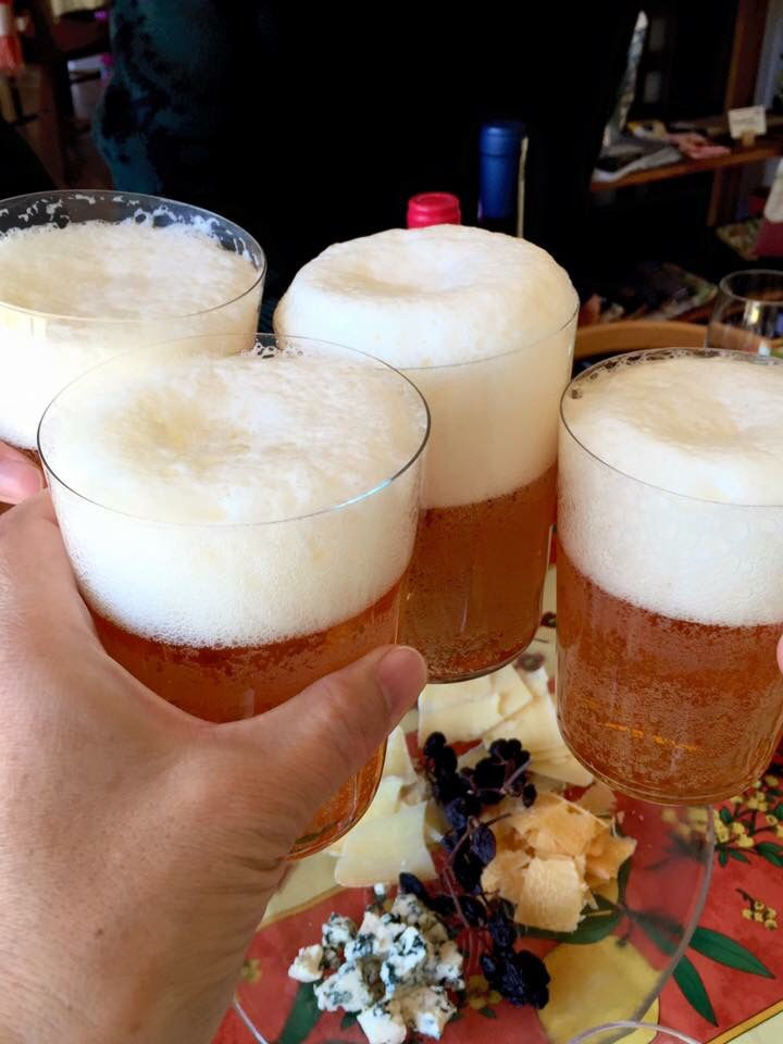 乾杯! エビスビール