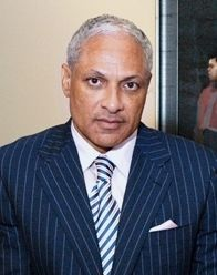 """First African American Secretary of Agriculture and Howard University graduate (LA BA 1975) The Honorable Alphonso Michael """"Mike"""" Espy received the D.H.L. in 1993 when he served as Howard University Charter Day Speaker."""