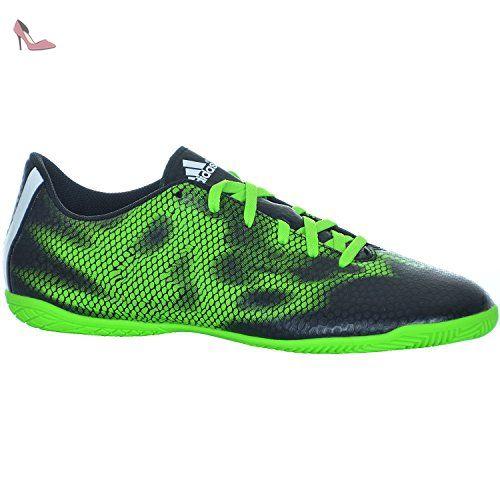 Adidas f5in Fussballschuhe Homme Chaussures Football Hall Chaussures de sport d'intérieur b35989 Noir - Chaussures adidas (*Partner-Link)