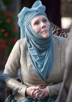 One of my favorite characters...get OUT of King's Landing!!!