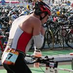 Are your triathlon transitions more chaotic than quick? Make these adjustments and shave seconds off your race time.