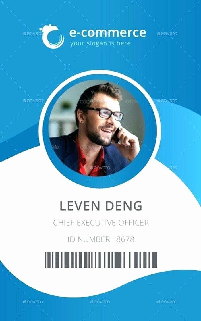Employee Id Card Template Free Download Beautiful School Id Templates Name Card Design Employee Id Card Id Card Template