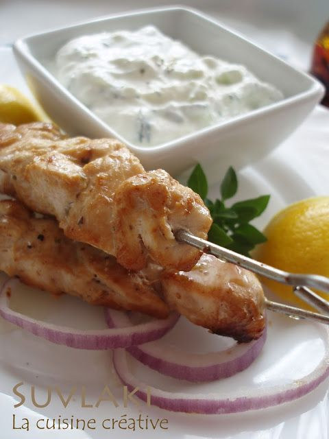 Souvlaki - never disappoints. Even if the chicken is dry you can bathe it in that great sauce.