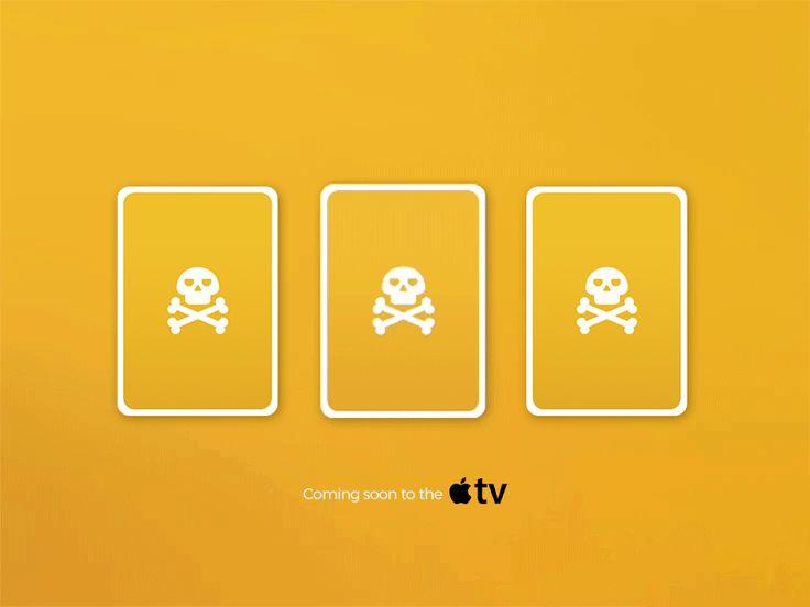 3via for Apple TV by Igor Ivankovic