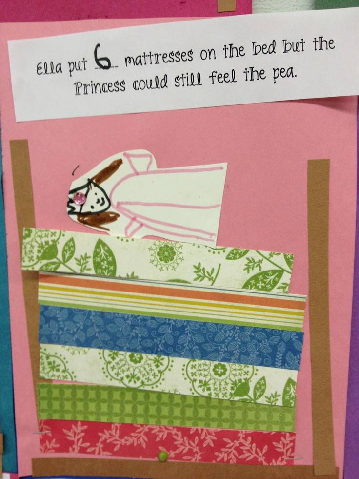 Mrs. Goff's Pre-K Tales: Fairy Tales  Princess and the Pea
